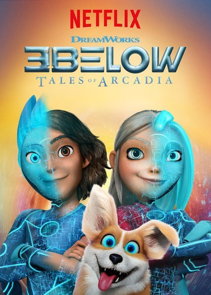 3Below: Tales of Arcadia (2018) S01 Hindi Completed 720p HEVC HDRip 1.3GB Full Movie